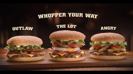 Title:  Hungry Jacks Whopper Your Way gallery