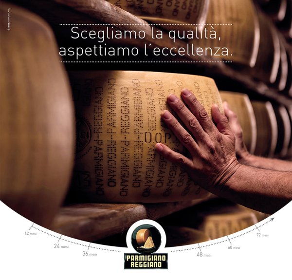 Tribe Communication - Gianluca Giannone - Parmigiano Reggiano