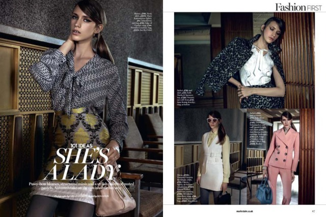 Client: Marie Claire UK gallery