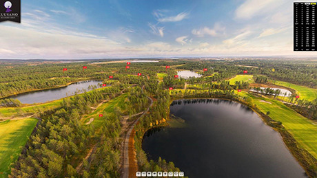 360 Video for Kuusamo Golf gallery