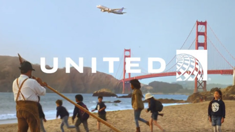 Client: United Airlines gallery