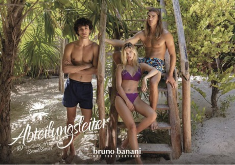 Client: bruno banani / Advertising Agency: Gerlachhartog  gallery