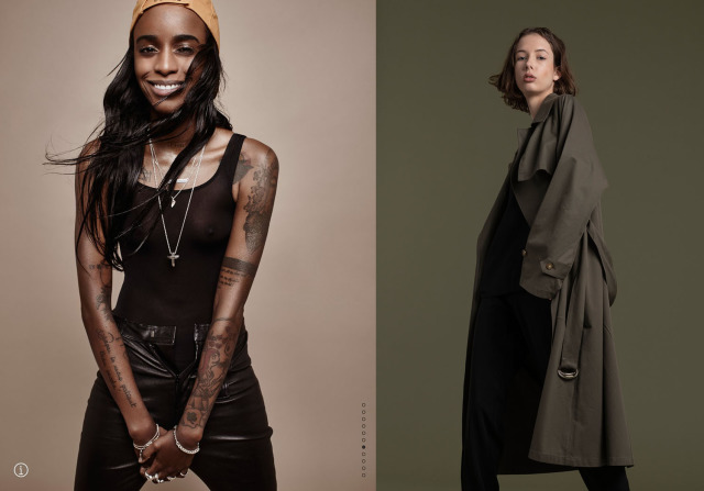 Angel Haze for Phoenix Magazine / Fashion lookbook for COGTHEBIGSMOKE gallery