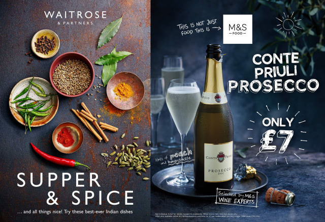 Client: Waitrose & Partners / M&S gallery