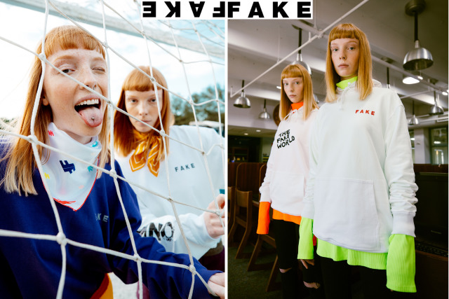 Brand: FAKE gallery