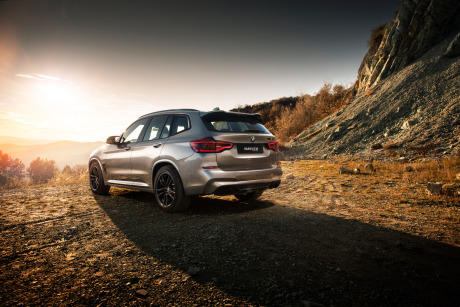 BMW X3M Competition gallery