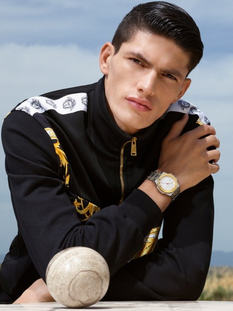 Photographer: Marius W Hansen for Versace Watches gallery