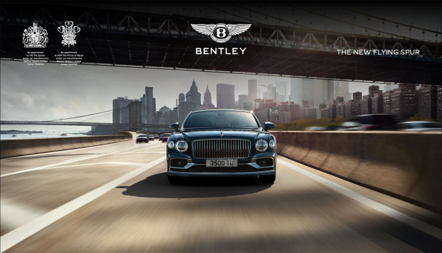 Bentley Motors, The New Flying Spur gallery
