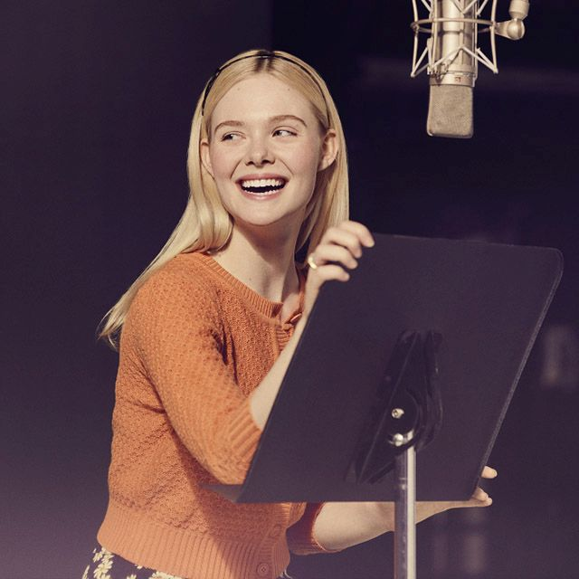 Image by: Kindly Productions for Audible feat. Elle Fanning