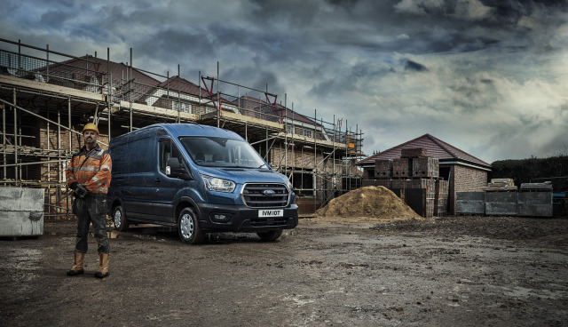 2020 Ford - Backbone of Britain - builder portrait gallery