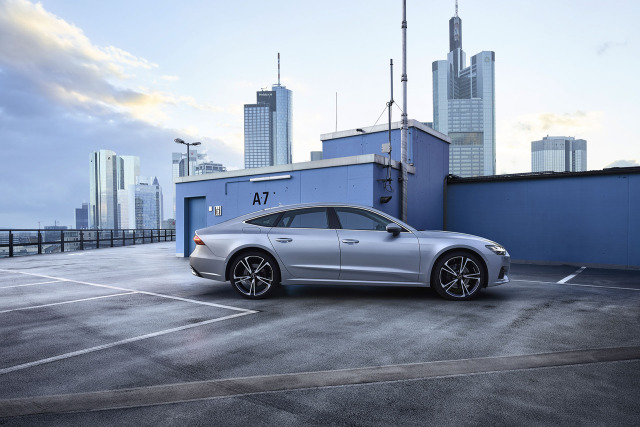 Client: Audi A 7 gallery