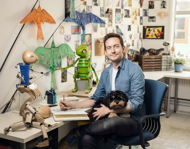 Toby Olie Puppet Maker gallery