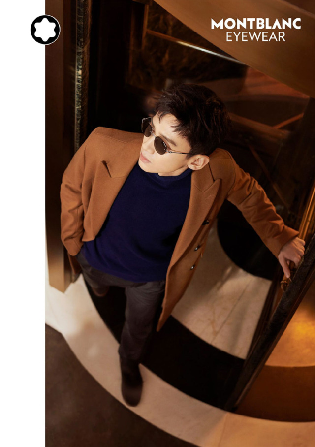 MontBlanc Eyewear Campaign gallery