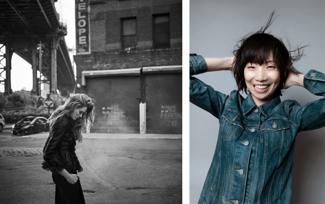 Photographer: Left: Tom Corbett / Right: Kelsey Ann Rose gallery