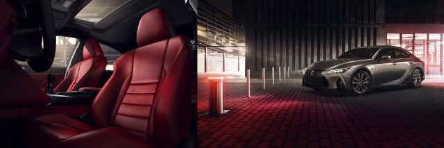 Campaign: Lexus ISF gallery