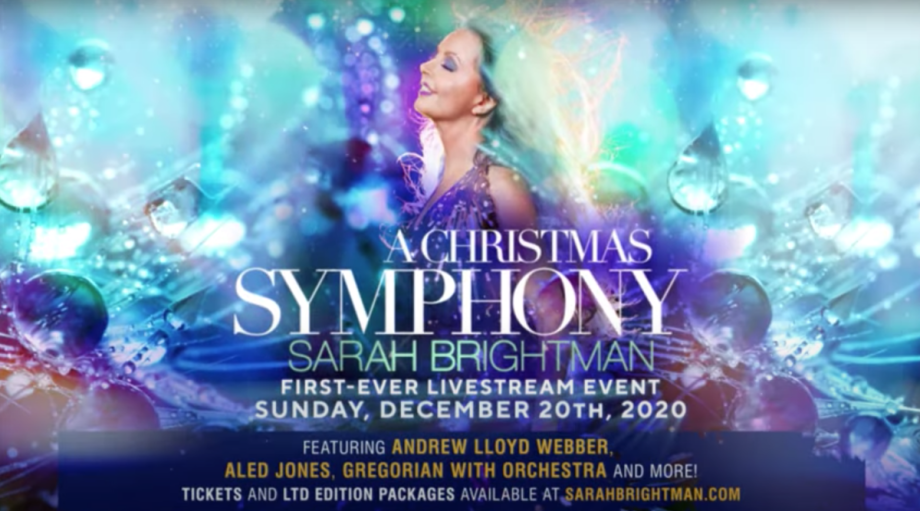 Client: Sarah Brightman - A Christmas Symphony  gallery