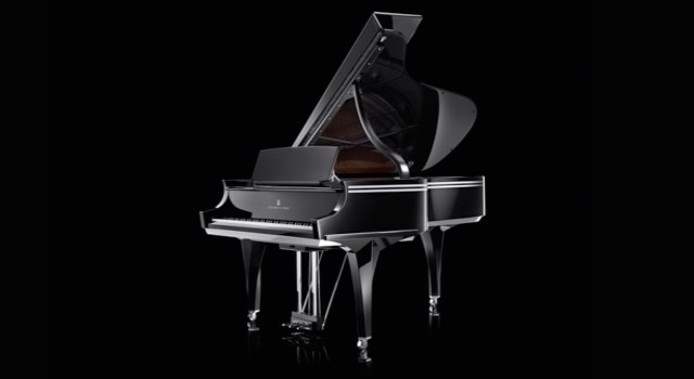 Client: Steinway & Sons gallery