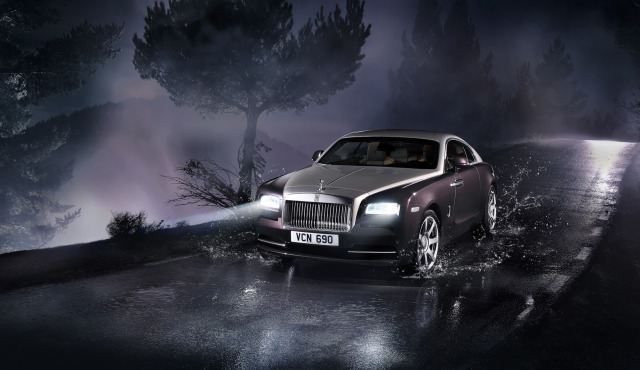 Photographer: Trigger for Rolls Royce gallery